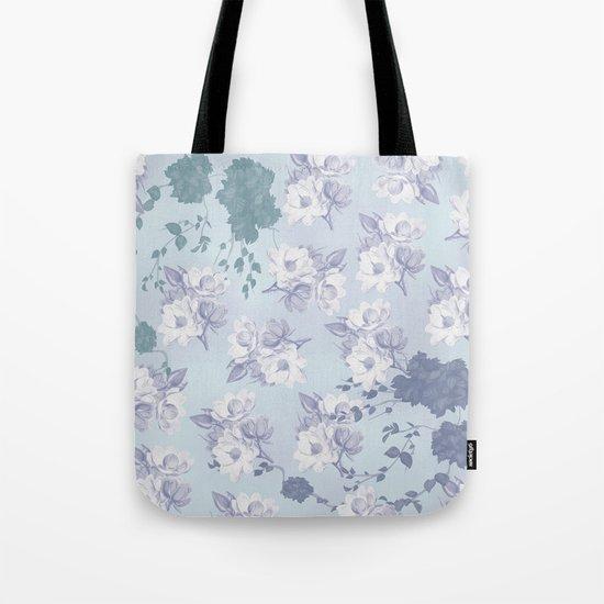 ROMANTIC FLOWERS Tote Bag