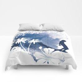 The Longboard Surfer Comforters