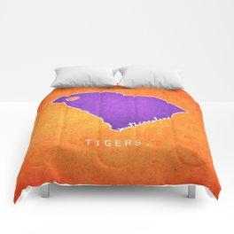 Clemson Tigers Comforters