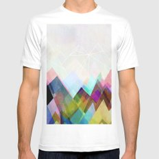 Graphic 104 Mens Fitted Tee White MEDIUM
