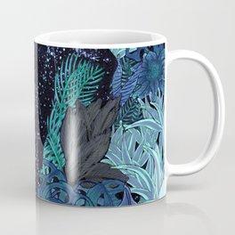 The Jungle at Night Colour Version Coffee Mug
