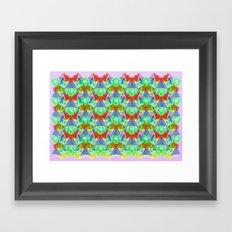 ROYGBIV Framed Art Print