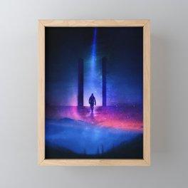 The End of Eternity Framed Mini Art Print