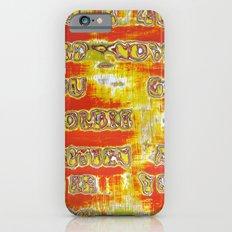 Pickup Lines - Pulp Fiction Slim Case iPhone 6s