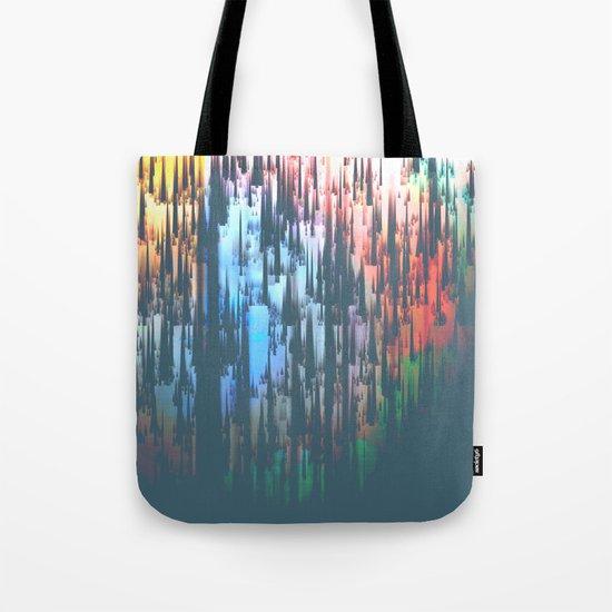 Raining Colors / Autumn 11-10-16 Tote Bag