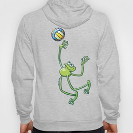 Olympic Volleyball Frog Hoody