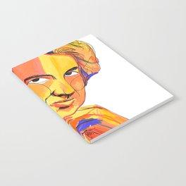 Rosalind Franklin by Aitana Pérez Notebook