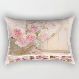 The Art of Roses  Rectangular Pillow
