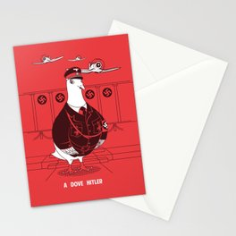 A dove Hitler Stationery Cards
