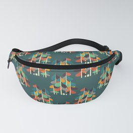 Cabin in the woods Fanny Pack