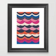 unwavering love Framed Art Print