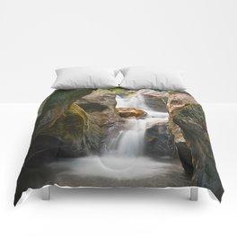 Texas Falls Comforters