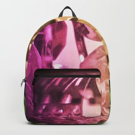 Lights and crystals - New age media Backpack