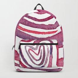 Ribbon Heart Backpack