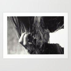 Capture & Release Art Print