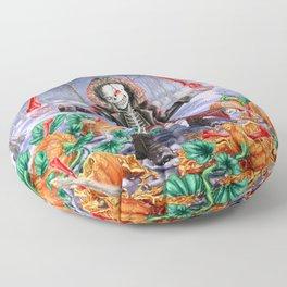 Wanna Smash Pumpkins? Floor Pillow