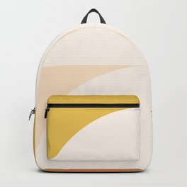 Abstract Geometric 01 Backpack