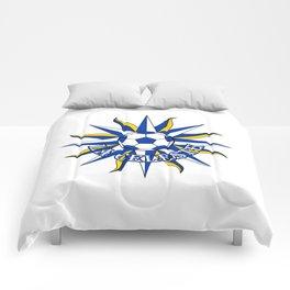 Uruguay La Celeste (The Sky Blue) ~Group A~ Comforters