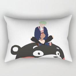 Suga & Holly Rectangular Pillow