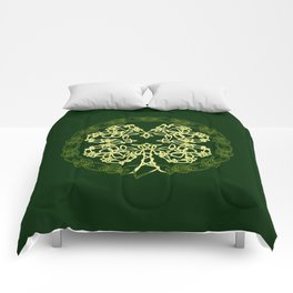 Celtic Carolans Comforters