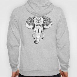 Elephant Tattooed Hoody