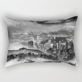 Lost city of Oz Rectangular Pillow