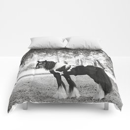 Majestic Horse Comforters