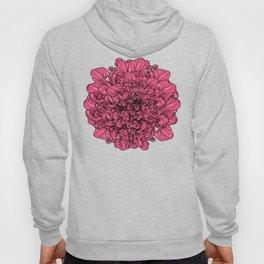 Pink Flower Hoody