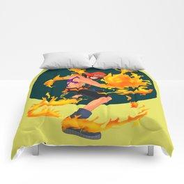 Portgas D. Ace Comforters