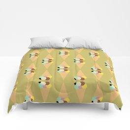 Ice cream cone fantasy Comforters