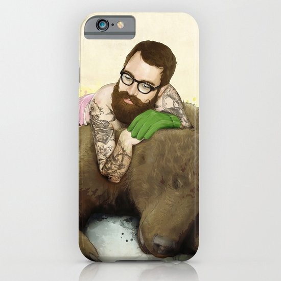 The Hug iPhone & iPod Case