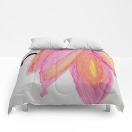 Tree Blossoms Comforters
