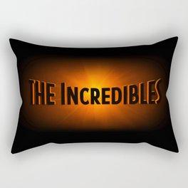 The Incredibles Rectangular Pillow