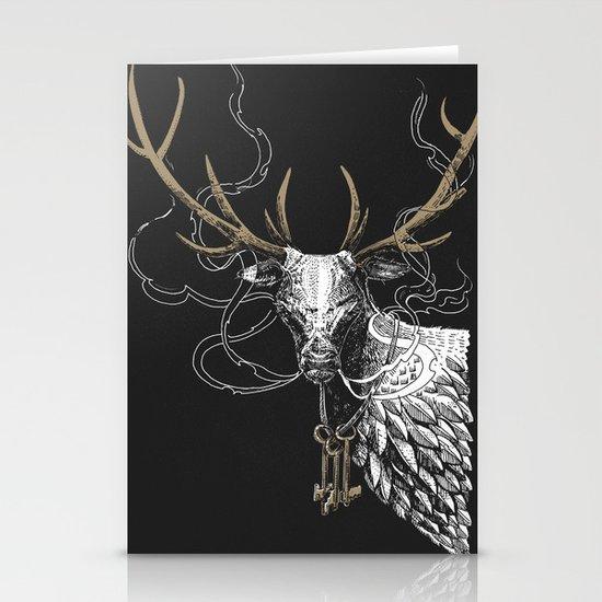 Oh Deer! Light version Stationery Cards