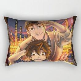 Big hero 6 Rectangular Pillow