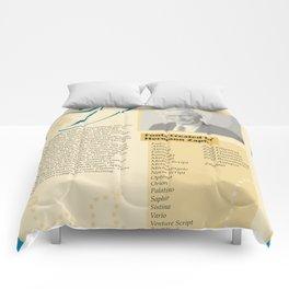 Hermann Zapf Comforters
