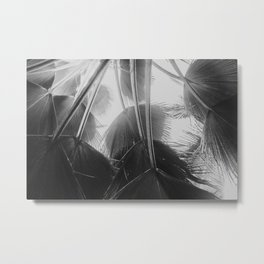 Look up, you're in Paradise // Twin Falls Fruit Stand, Maui Metal Print