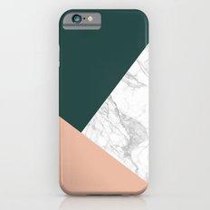 Stylish Marble iPhone 6s Slim Case