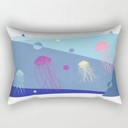 Jelly Dance Rectangular Pillow