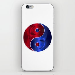 Super Harmony iPhone Skin