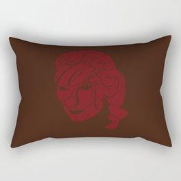 You No Longer Know Who I Am -I Am Love Rectangular Pillow