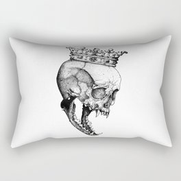 Ancients Kings : The Wolf Rectangular Pillow
