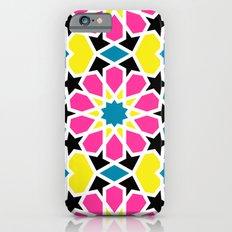 Arabesque CMYK Slim Case iPhone 6s