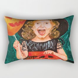 Are you ready for Halloween? Rectangular Pillow