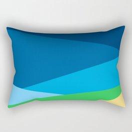 Bronte Beach Australia Rectangular Pillow