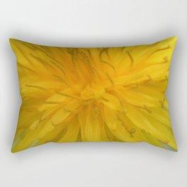 Lion's Tooth Rectangular Pillow