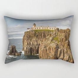 Neist Point Lighthouse Rectangular Pillow