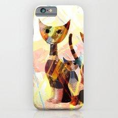 Familie Katze Slim Case iPhone 6s