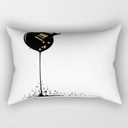 Flowing Music Rectangular Pillow