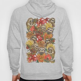 Because Sloths Autumn Hoody